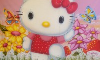 HELLO KITTY TAM 3,00X3,00